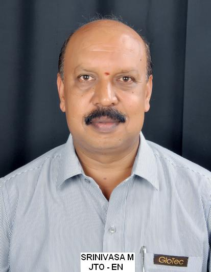Mr. Srinivasa M.