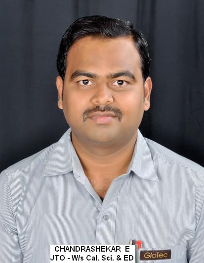 Mr. Chandrashekar E.
