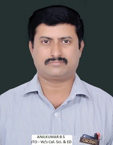 Mr. Anilkumar B. S.