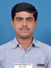 Mr. Raghavendra A. B.